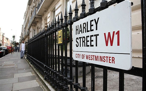 nutrition clinics - harley street picture